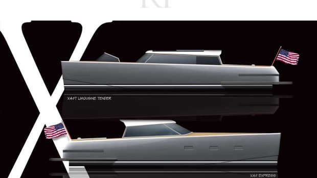 Reliant Yachts is building a 40-foot limousine tender for a large new-construction megayacht.