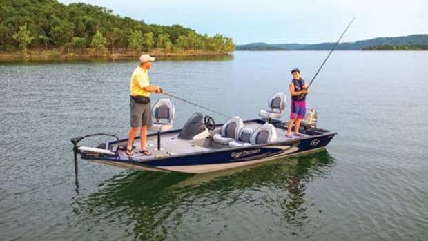 G3 Sportsman aluminum bass boat photo