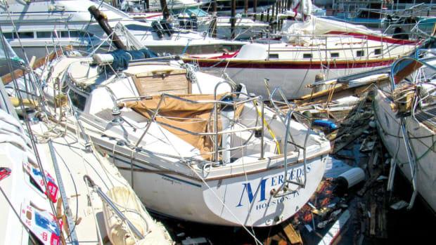 1A-MainStory-Key-Allegro-Marina-#9-Rockport-TX-sailboat-jumble-CREDIT-BoatUS-8_30_17