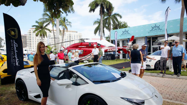 Fort Lauderdale International Boat Show Trade Only Today - Fort lauderdale car show