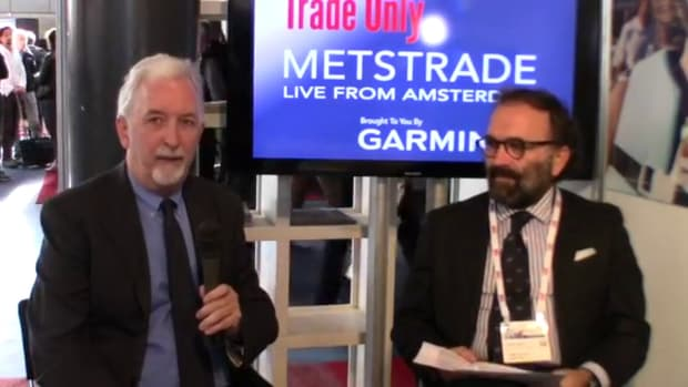 Andrea Razeto, ICOMIA President, talks about positive global industry trends in boat sales