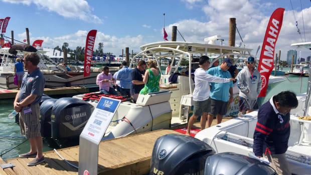 Miami Boat Show photo