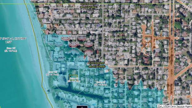 1.-Current-flood-map--Venice-Fla---FEMA_1800