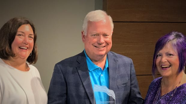 mma-Thom Dammrich Neptune Award