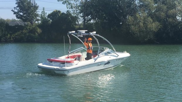 Automated-Boat