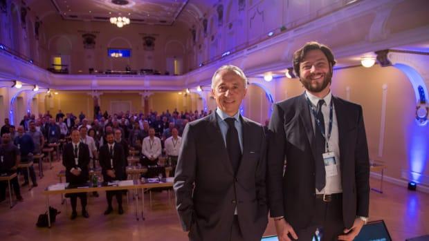 Ferretti Group Convergence 2018 - last editon picture