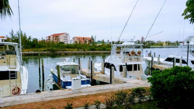 Bahamas Grant Grand Bahamas Yacht Club