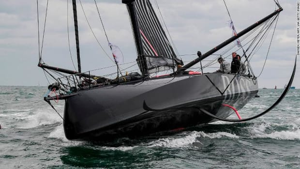 Thomson-yacht