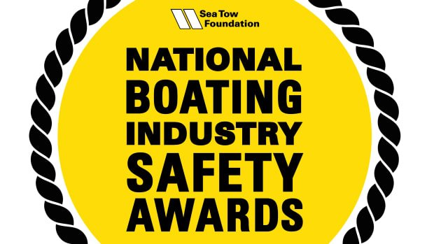 National Boating Industry Safety Awards Logo
