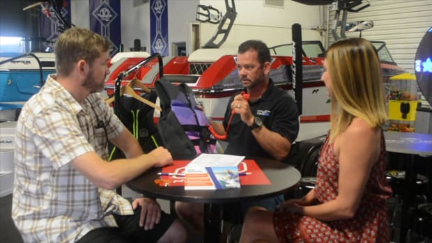 Retailer Targeted Powerboat Boating Safety Video