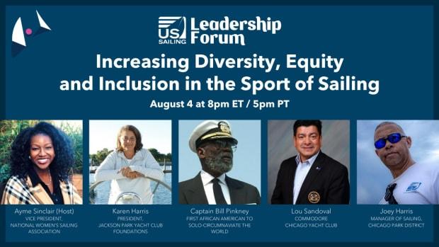US Sailing -- Diversity Town Hall -- Promo