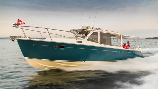 MJM Yacht