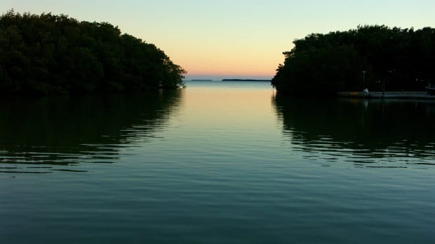 Everglades-Sunset
