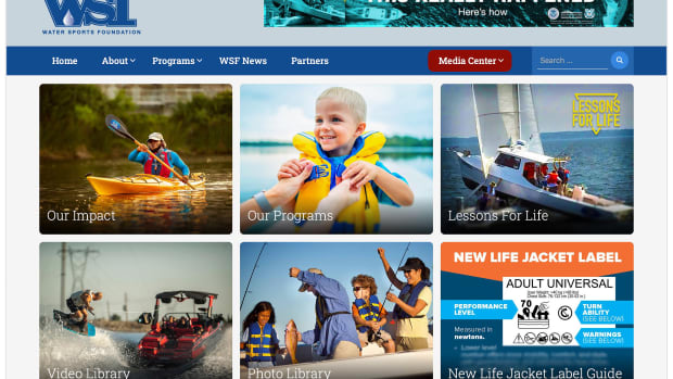 WSF National Boating Safety Media Center Home Page