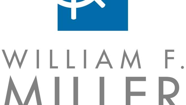 WFMiller Logo CoolGray Vert CMYK