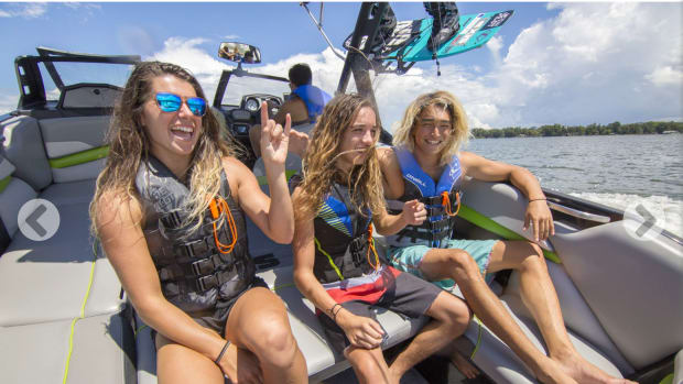 1_Water Sports Foundation_Boating Fun