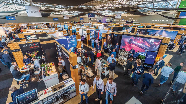 Sustainability Takes Center Stage at Metstrade