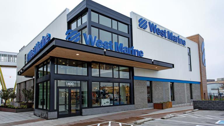 West Marine Acquired