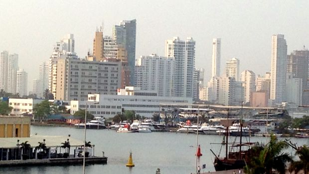 For a second year, Cartagena, Colombia, will be the site of an international boat show.