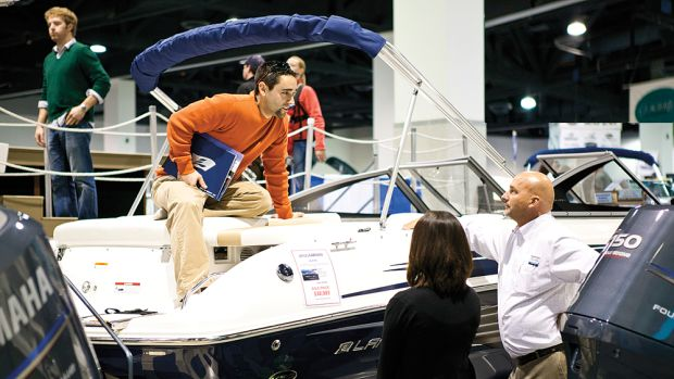The Jan. 23-25 show had 165 exhibitors and more seminars and sponsors this year.