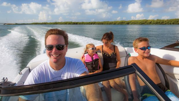 Getting middle-class families to invest in a new boat over an ever-growing variety of recreational choices is critical to the industry's long-term health.