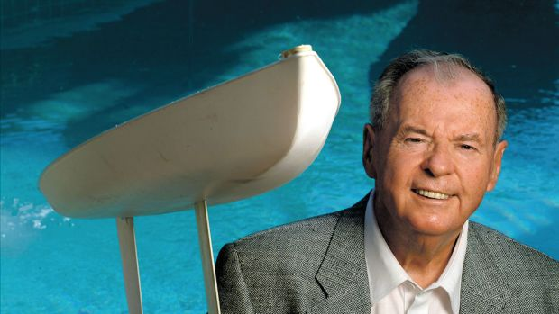 "Ham Hamberger has been called a ""visionary whose influence continues in the marine industry to this day."""