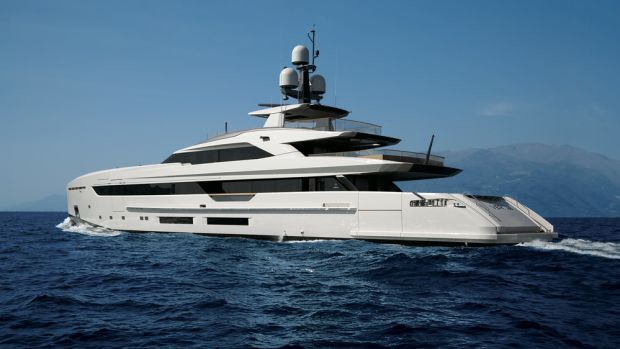 Tankoa Yachts said recent sea trials of the S501 M/Y Vertige yielded excellent results.