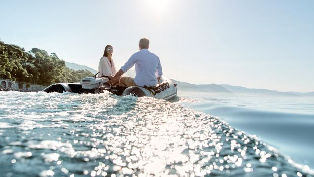 Torqeedo said the Travel outboard is designed for small boats, dinghies and daysailers as large as 1.5 tons.