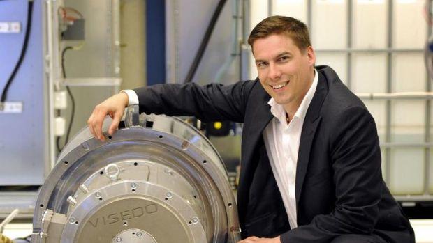 Visedo CEO Kimmo Rauma