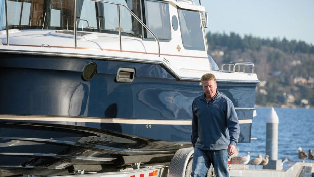 Livingston's trailerable boats filled a market gap at a time when people were downsizing.