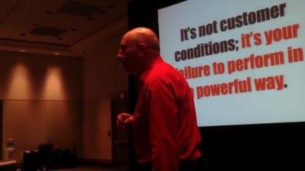 TRADE ONLY: Jeffrey Gitomer at MDCE
