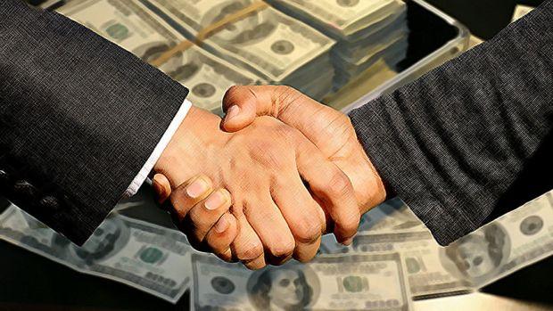 money-handshake