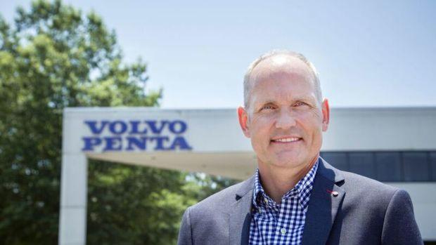 Volvo Penta Jens Bering