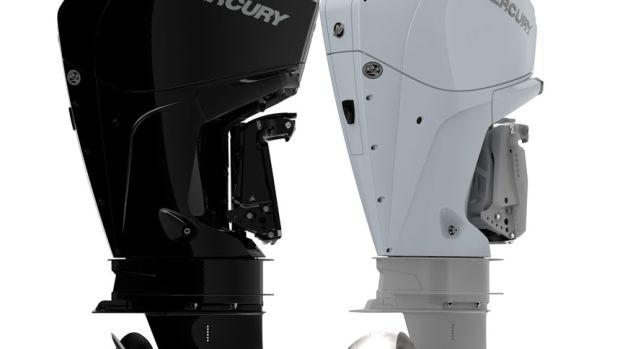 Mercury-black-white-outboard-motors