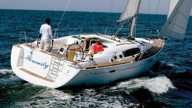 Serenity leads the BoatUS list of the top 10 boat names this year.