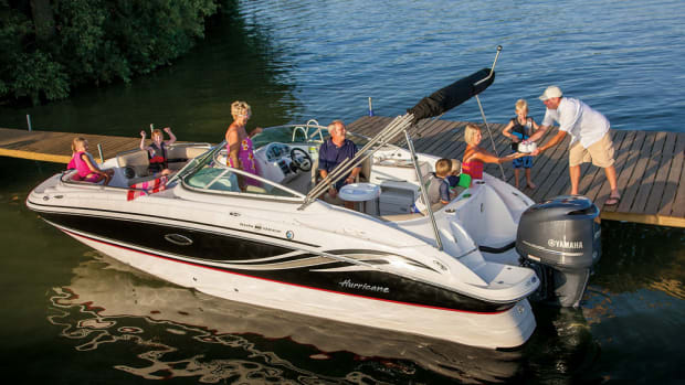 One of the six RBLC committees is exploring ways of drawing more young people into boating.