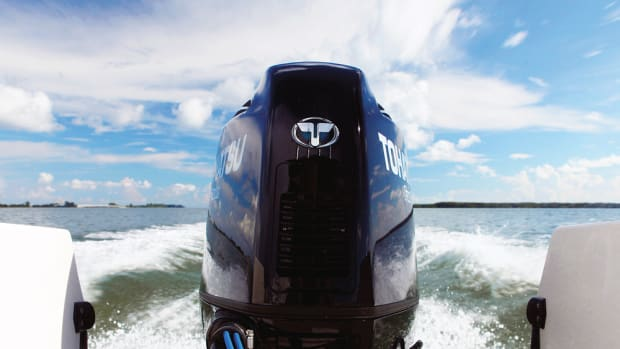 Tohatsu now offers a fleet of 4-strokes from 60 to 250-hp and the company still offers its line of TLDI 2-strokes.
