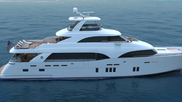 MarineMax will debut the Ocean Alexander 112 this week at the Fort Lauderdale International Boat Show.