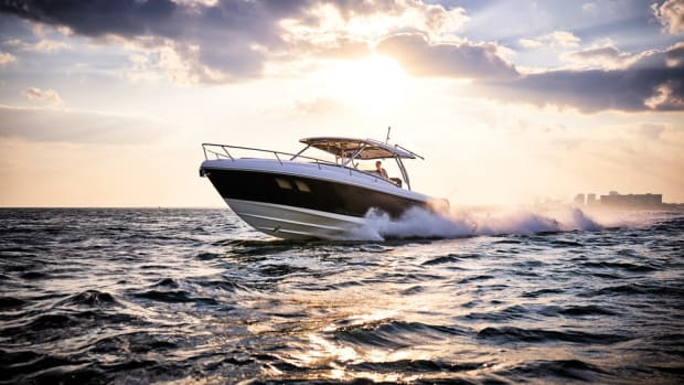 Intrepid's owner brings the capital to introduce more than one new model annually. The 407 Cuddy debuted at the 2016 Fort Lauderdale show.