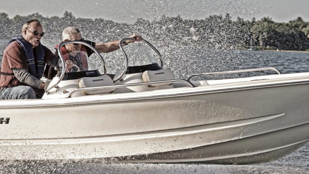 The Triumph brand will be discontinued after the Larson Boat Group closes its Minnesota operations early next year and consolidates them in Wisconsin.