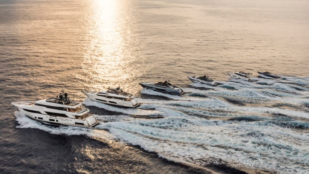 The Ferretti Group said it launched 24 new models in three years after an investment by shareholders in product development.