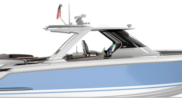 S2 Yachts said the Tiara Sport 37 LS will be built at its facility in Holland, Mich.