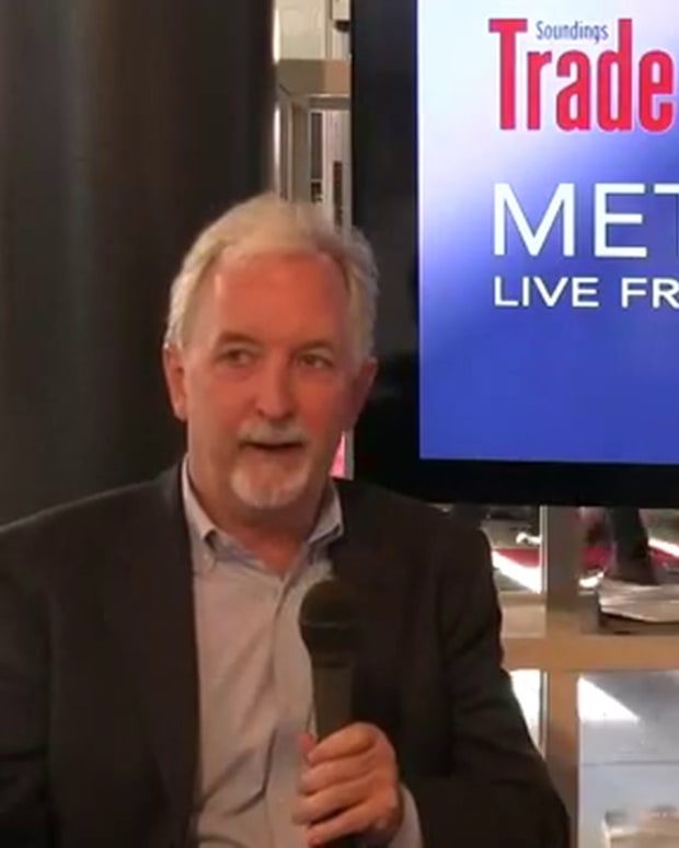 Peter Franklin, Sustainability Coordinator for Metstrade