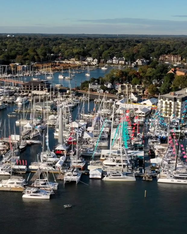 U.S. Sail show overview