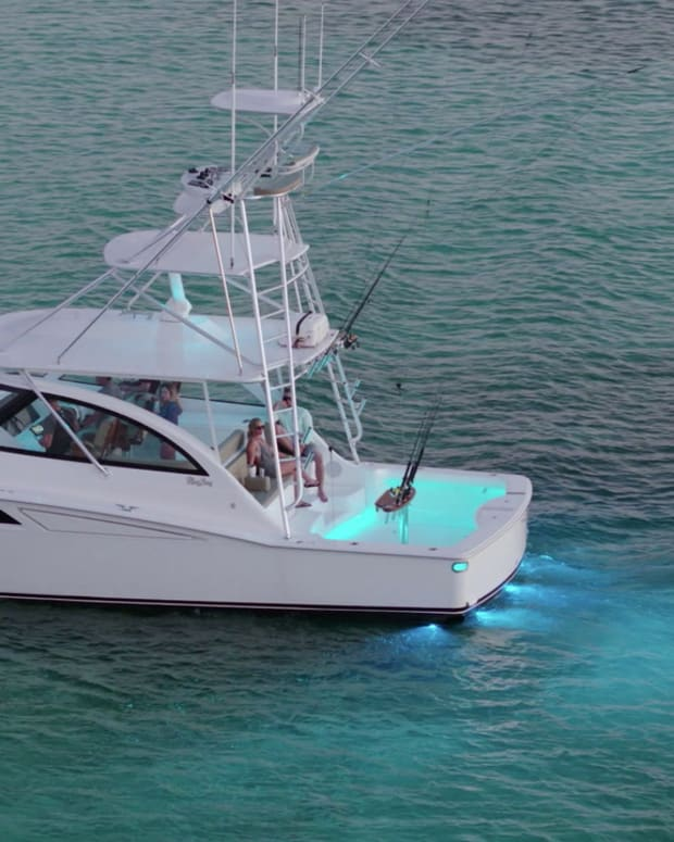 Lumishore Magbay Yachts Lighting Surface