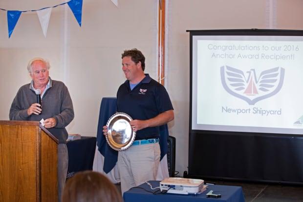 Newport Shipyard honored by Rhode Island trade group - Trade