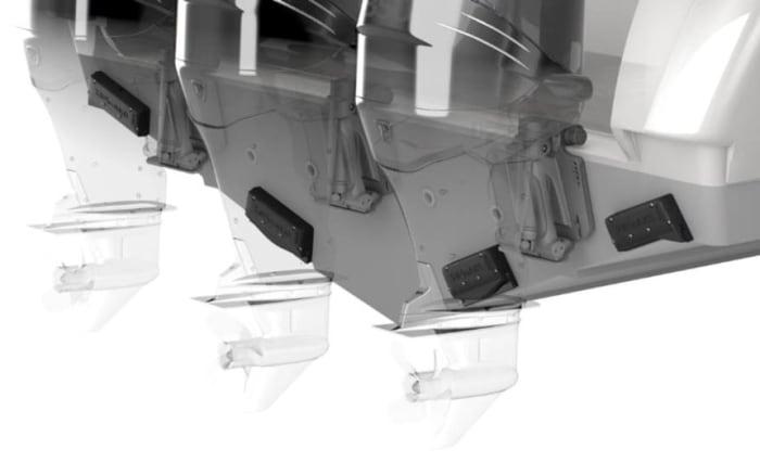 Manufacturers Make Zipwake Trim Controls Standard