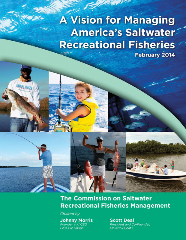 "an analysis of the recreational fishing industry after the american recession Recreational fishing and closures water"" in the north american click the following links to view the recovery path of the commercial fishing industry."