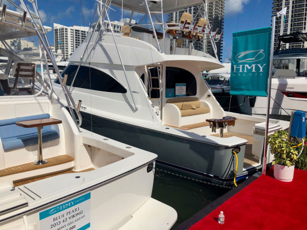 Photos 2019 Wny Boat Show: Possible Date Shift For 2019 Miami Shows