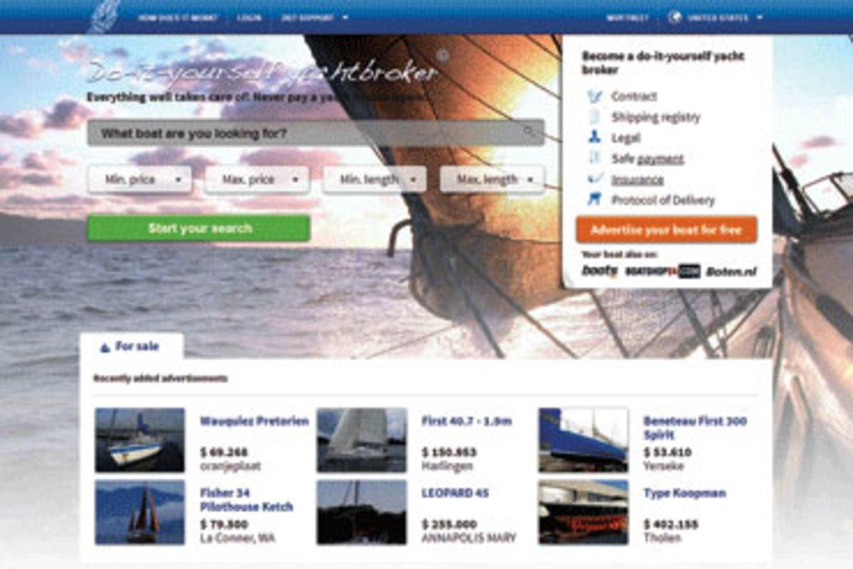New marine online website